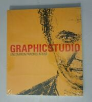 Graphic Studio Uncommon Practice at USF College Art Film Table Book History