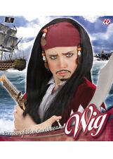 I ragazzi Jack Sparrow Pirata Parrucca Stile
