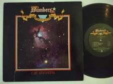CAT STEVENS LP NUMBERS 1975 A&M SP 4555 DIE CUT COVER