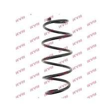 Fits Fiat Doblo 2.0 D Multijet Genuine KYB Front Suspension Coil Spring