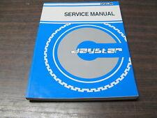 MANUEL REVUE TECHNIQUE D ATELIER DAELIM DAYSTAR 125 1999 -> service manual