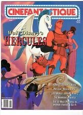 WoW! Cinefantastique V28#12 Hercules! Men In Black! Lost World: Jurassic Park 2!