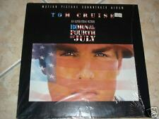 Born on the fourth of july - Colonna sonora - LP 1989