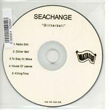 (AH652) Seachange, Glitterball - DJ CD