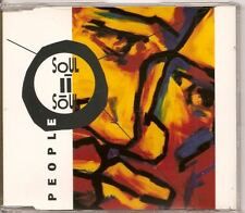 SOUL TO II SOUL People WEST GERMANY CD ep