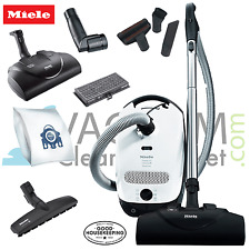Miele Cat & Dog C1 Classic Canister Vacuum *Great on Pet Hair and Unwanted Odors