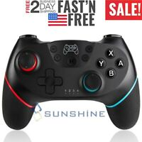 Wireless Pro Controller for Nintendo Switch Gaming Controller Bluetooth Gamepad