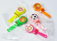 24X Mini Football Soccer Clappers Goody Party Favor Pinata Carnivals vending