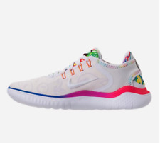 NIKE FREE RN 2018 T-SHIRT RUNNING SHOES WOMENS SZ 8.5