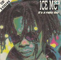 ICE MC CD Single It's A Rainy Day - France