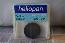 heliopan 30mm ES 2.5x Circular-POL CPL Polarizer PENTAX K-01 DA 40mm XS