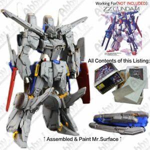 for MG 1/100 ZZ Gundam ka ver Fortune Meow Recast Resin Dress up Conversion Kit