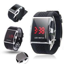Luxury Watches Wrist Men's Digital LED Sports Watch Waterproof Quartz UK