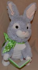 "13"" The Adventures Of Peter Rabbit Story Telling Interactive Sound N Light Toys"