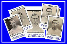 BRENTFORD - RETRO 1920's STYLE - NEW COLLECTORS POSTCARD SET