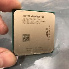 AMD ATHLON II X2 220 2.8GHZ DUAL-CORE SOCKET AM3 ADX2200CK22GM CPU With Color
