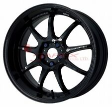 WORK EMOTION D9R 19inch 9.5J +38/+30/+23/+12 5x114.3 Gloss Black (BLK)
