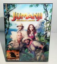 JUMANJI WELCOME TO THE JUNGLE [2D + 3D]  Blu-ray STEELBOOK [HDZETA] <#007/300>