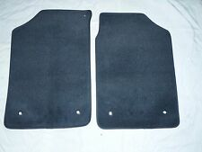 GENUINE MGF / MGTF Black Car Mat Set EAH000650PMA BRAND NEW