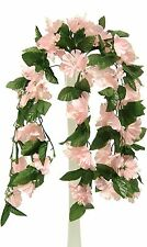 """26"""" Hanging Hibiscus Bush ~ MANY COLORS ~ Home Wedding Silk Flowers Centerpieces"""