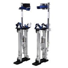Black 24-40 Inch Drywall Stilts Aluminum Tool Stilt For Painting Painter Walk