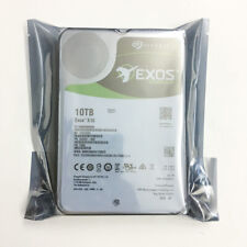 "Seagate Exos ST10000NM0096 10TB Enterprise 7.2K 12Gb/s 256MB 3.5"" SAS Hard Drive"