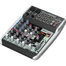 BEHRINGER XENYX QX1002 USB mixer professionale X karaoke live studio GARANZIAit