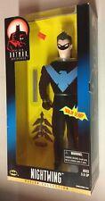 "12"" Nightwing Action Figure 1/6 New Batman Adventures 1997 Hasbro DC Universe"