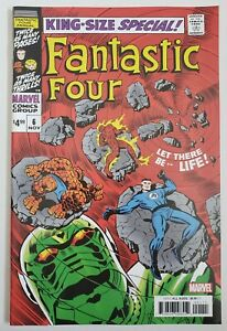 Fantastic Four Annual #6 1st Appearance Annihilus & Franklin Richards Marvel Key