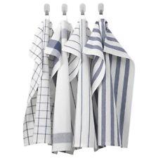 ; 100/% Baumwolle NEU IKEA TEKLA Geschirrtuch in weiß//rot 65cm X 50cm