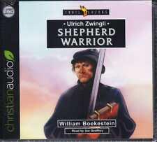 New Trailblazers Biography Audio Cd Set Shepherd Warrior Ulrich Zwingli