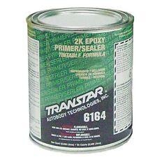Transtar 2K Epoxy Primer/Sealer DTM (Black), Quart - 6164