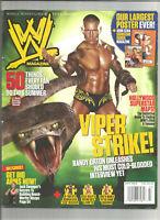 WWE Magazine July 2010 - Viper Strike, Randy Orton, Kelly Kelly, Edge, more