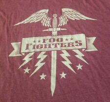 Foo fighters T-shirt men's Xl 28×23 Inches