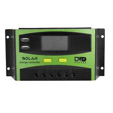 Solar Charge Controller MPPT 12V/24V Battery Regulator Charger 20A/30A DMD