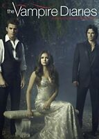 The Vampire Diaries - Season 4 (DVD + UV Copy) [2013] [DVD][Region 2]