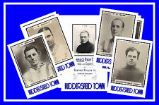 HUDDERSFIELD TOWN - RETRO 1920's STYLE - NEW COLLECTORS POSTCARD SET
