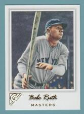 2017 Topps Gallery Masters BABE RUTH  #200 ~ New York Yankees ~ NM/MT