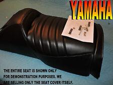 Yamaha SRX SXR 1998-2002 New seat cover 500 600 700 W/KNEE PADS SX SRX500 462A