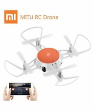 Xiaomi Mi Drone Mini White EU WLAN HD Propellente 920mah Bianco Arancione