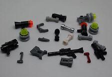 Lego Waffen Zubehör für Star Wars Figuren Blaster Headgear.. Neu