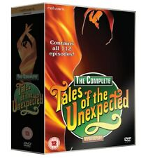 TALES OF THE UNEXPECTED the complete series box set. 19 discs.  New sealed DVD.