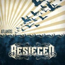 BESIEGED - Atlantis (CD 2007) *NEW & SEALED* USA Import Death Metal / Metalcore