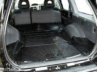 Rubber boot liner load mat bumper protector Mitsubishi Challenger Shogun Sport