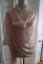 Nice Beryll Italian Cashmere Scarf – Pink – NWT - $398