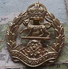 British Army Military Cap Badge : Free UK Postage and Make Me an Offer !    Y