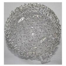 WOFI 6345 Ersatzglas Drahtkugel Draht Kugel Drahtgeflecht Glaskugel Lampenglas