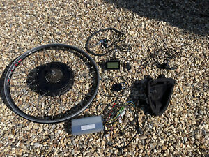 26inch Rear Wheel 48V 1000W with E-Bike Conversion Kit