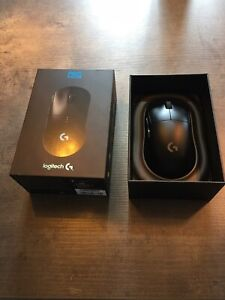 Logitech G Pro 910-005273 Wireless Gaming Mouse - Black