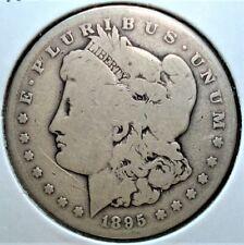 1895-S Morgan Silver Dollar, Key Date